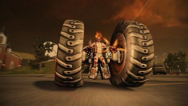 Twisted Metal: nuovo trailer esteso e immagine di Axel