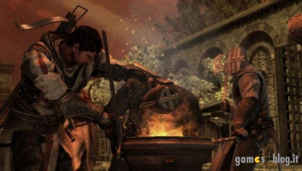The Cursed Crusade: nuove immagini di gioco