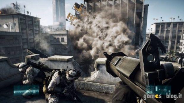 Battlefield 3: nuovo video di gioco, da sbloccare su Facebook