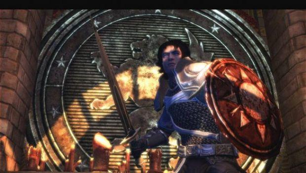 Dungeon Siege III: un trailer svela il nuovo personaggio Reinhart Manx