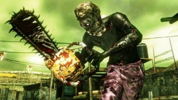Resident Evil: Mercenaries 3D – confermati sei degli otto personaggi protagonisti