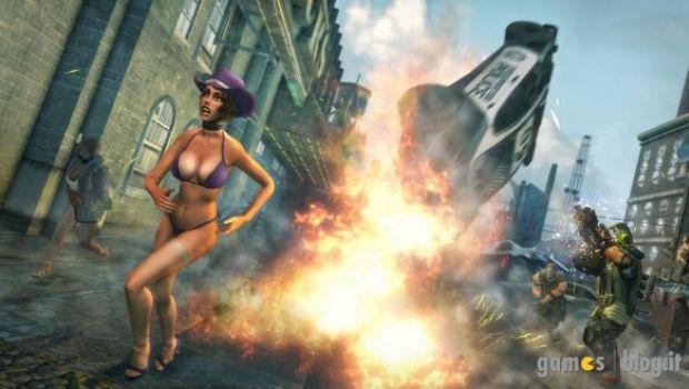 Saints Row: The Third in immagini di gioco e artwork