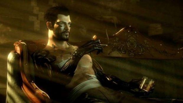 Deus Ex: Human Revolution – l'illuminazione degli oggetti interattivi sarà facoltativa