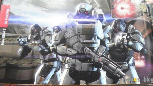 Mass Effect 3: nuove immagini e informazioni da una rivista spagnola