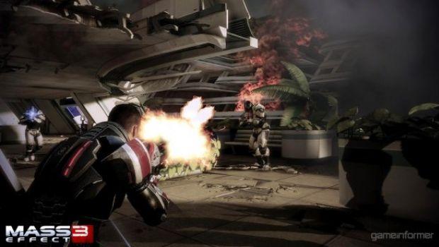 Mass Effect 3: prime immagini in alta definizione