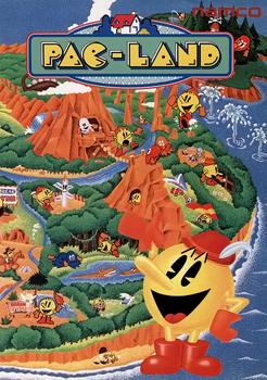 L'angolo della nostalgia: Pac-Land