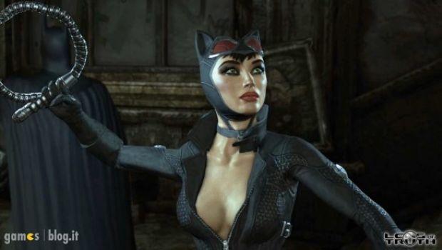 Batman: Arkham City – immagini in alta definizione dall'ultimo video con Batman e Catwoman
