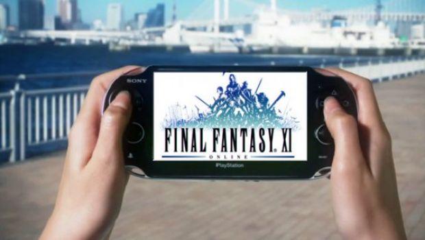 Square Enix sta pensando a Final Fantasy XI per PS Vita
