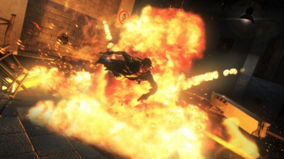 NeverDead: immagini e trailer per il Tokyo Game Show 2011