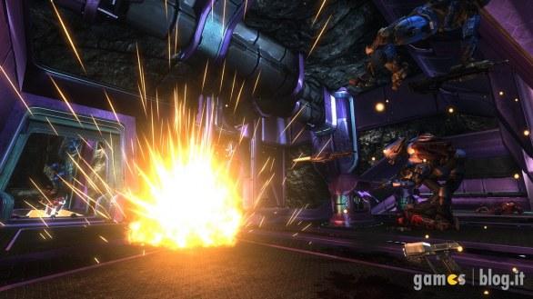 [GamesCom 2011] Halo: Combat Evolved Anniversary – il multiplayer in immagini e video