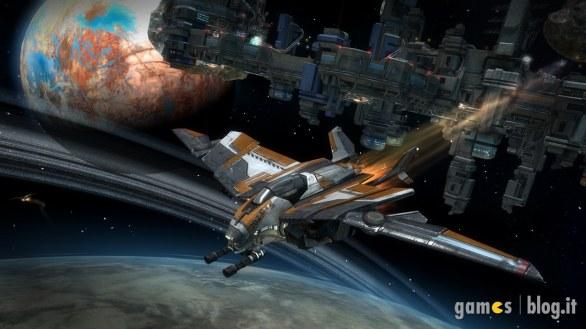 [GamesCom 2011] Starhawk: immagini di gioco e video in cinematica sul singleplayer