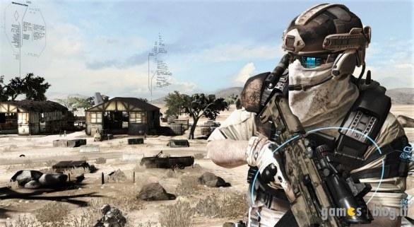 [GamesCom 2011] Ghost Recon: Future Soldier – nuove immagini e video dimostrativo sul multiplayer
