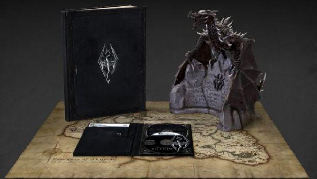 Elder Scrolls V: Skyrim – svelata la Collector's Edition