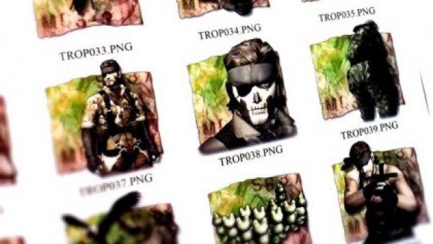 Metal Gear Solid: Kojima mostra il sistema camo di Metal Gear Solid 3DS e i trofei della Collection in HD