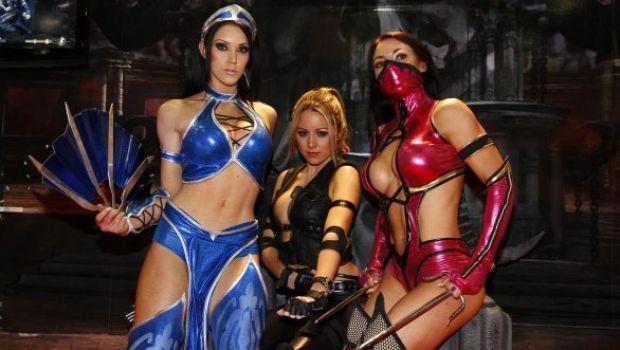 Mortal Kombat: galleria di cosplay domenicale