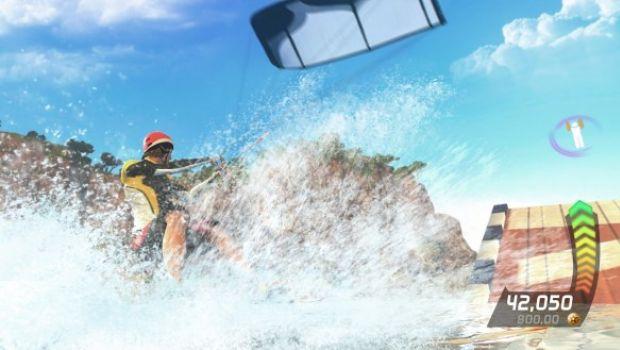 MotionSports Adrenaline: Ubisoft si cimenta negli sport estremi in nuove immagini