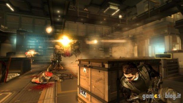 Deus Ex: Human Revolution – gli sviluppatori consigliano la versione PC