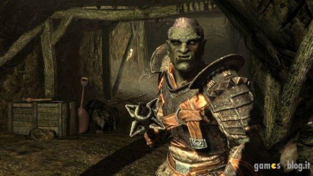 Elder Scrolls V: Skyrim – ancora immagini sulle razze impersonabili