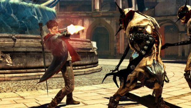 [GamesCom 2011] Devil May Cry si mostra in un trailer e nuove immagini
