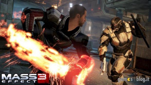 [GamesCom 2011] Mass Effect 3: immagini e video sugli scontri con le truppe di Cerberus
