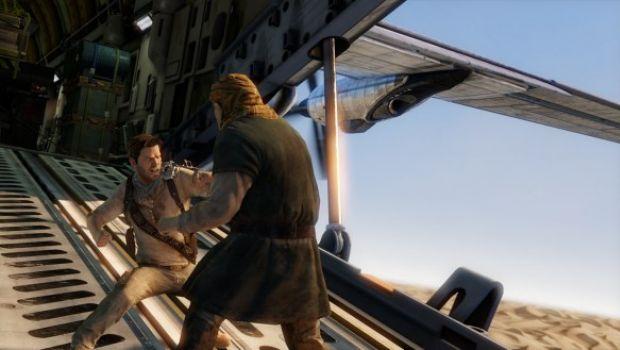 [GamesCom 2011] Uncharted 3 si mostra in un'ondata di immagini inedite