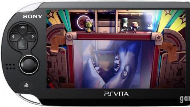 [GamesCom 2011] LittleBigPlanet Vita: immagini e video da Colonia