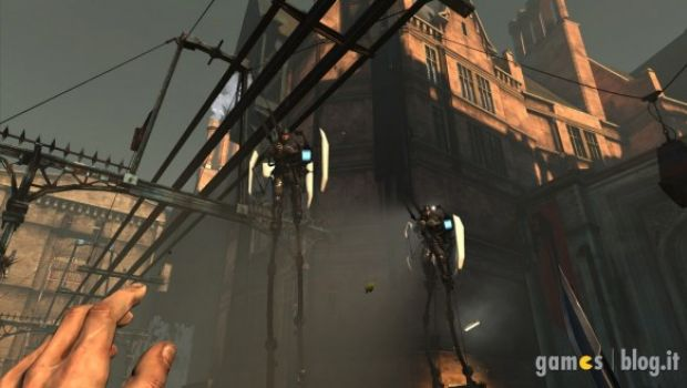 [GamesCom 2011] Dishonored: poker di immagini di gioco