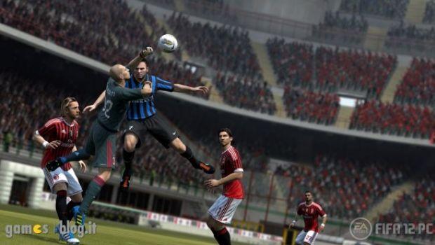 [GamesCom 2011] FIFA 12: le versioni PC, PS3/X360, Wii e 3DS in 4 gallerie immagini