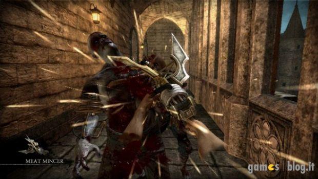 [GamesCom 2011] Rise of Nightmares: nuove immagini sulle armi