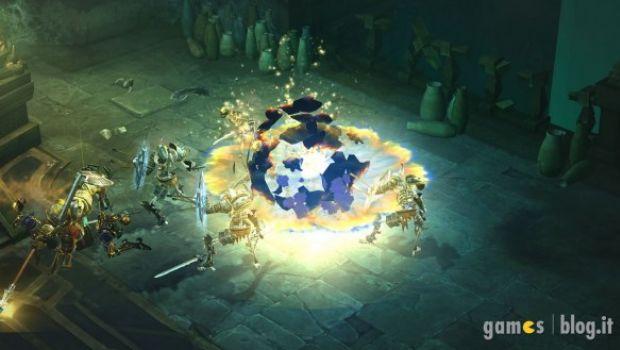 [GamesCom 2011] Diablo III: nuove immagini di gioco e informazioni sulla beta