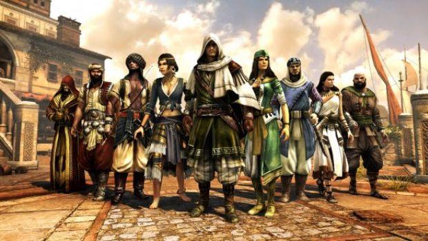 [GamesCom 2011] Assassin's Creed Revelations: nuove immagini