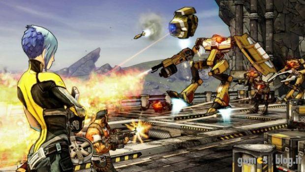 [GamesCom 2011] Borderlands 2 di nuovo in foto