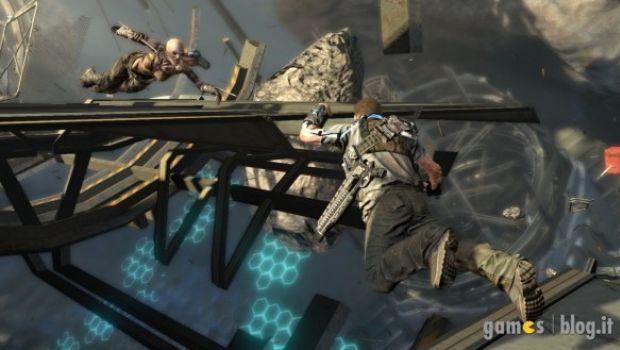 [GamesCom 2011] Inversion sfida la gravità in nuove immagini