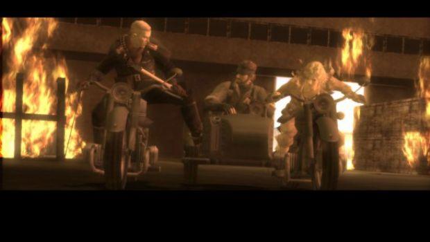 [GamesCom 2011] Metal Gear Solid HD Collection: mostrate nuove immagini, artwork e le copertine ufficiali