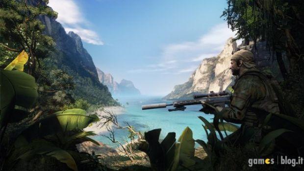 [GamesCom 2011] Sniper: Ghost Warrior 2 in immagini e video di gioco