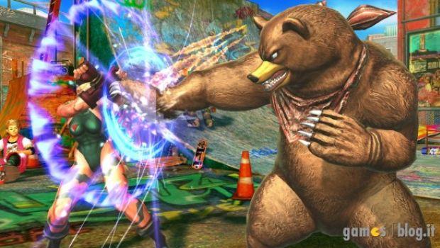 [GamesCom 2011] Street Fighter X Tekken torna a combattere in foto