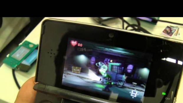 [GamesCom 2011] Luigi's Mansion 2: catturati 15 minuti di gioco in un nuovo filmato