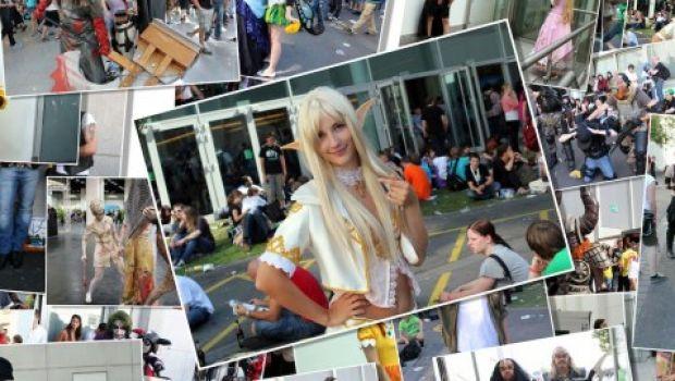 Cosplay dal GamesCom 2011: video e galleria immagini