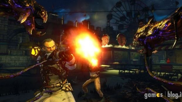 [GamesCom 2011] The Darkness II: la Tenebra torna a colpire in foto