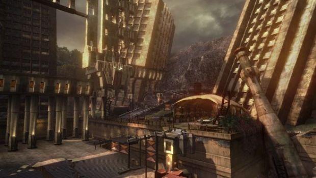 Final Fantasy XIII-2: nuove immagini ci mostrano Yaschas Massif