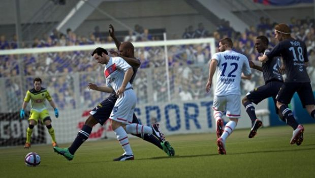 FIFA 12 si mostra ancora in nuove immagini
