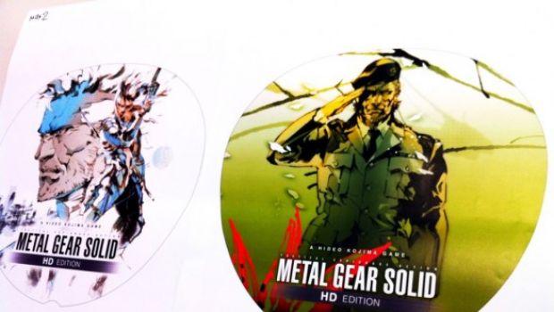 Metal Gear Solid HD Collection: Hideo Kojima continua a mostrarci immagini di gioco via Twitter