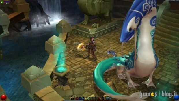Torchlight II: nuove immagini tra dungeon e praterie