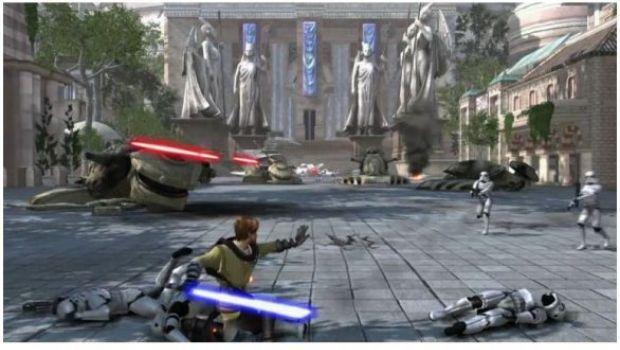 Star Wars Kinect in ritardo