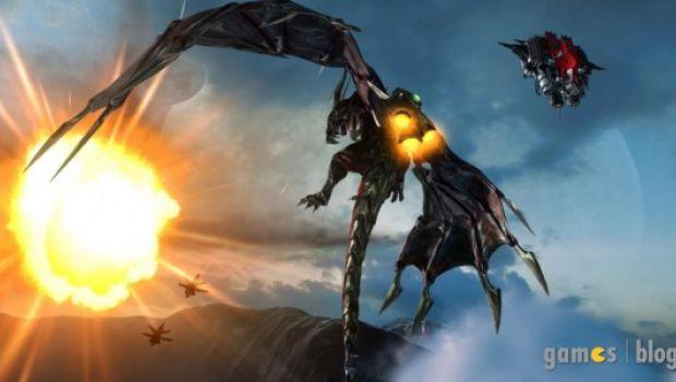 Dragon Commander: nuove immagini di gioco tra draghi e astronavi