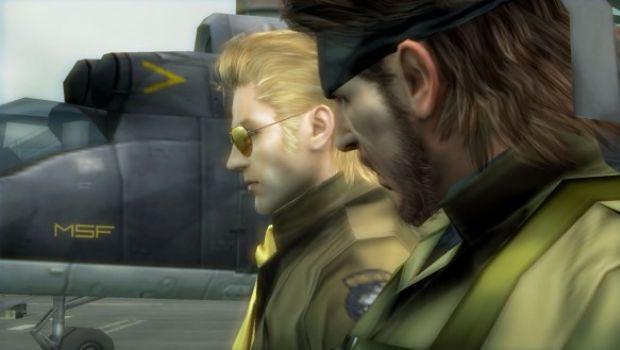 Metal Gear Solid HD Collection: Konami mostra alcune nuove immagini dei tre titoli
