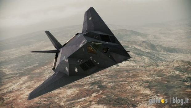 Ace Combat: Assault Horizon – nuove immagini tra caccia e bombardieri