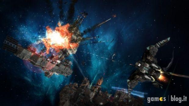 """Starhawk: nuove immagini """"spaziali"""""""