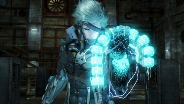 Niente Tokyo Game Show per Metal Gear Solid: Rising