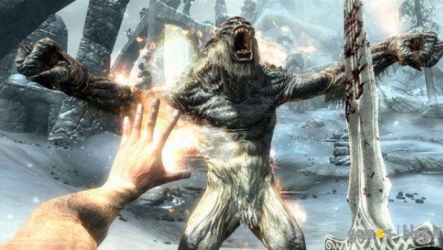 Elder Scrolls V: Skyrim – 30 giorni di esclusiva temporale X360 per i primi contenuti aggiuntivi
